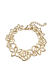 Oscar de la Renta - Intertwined Floral Necklace