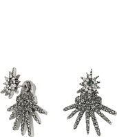 Oscar de la Renta - Celestial Star Back Drop P Earrings
