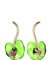 Oscar de la Renta - Resin Lily P Earrings