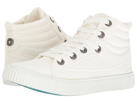 Blowfish Crawler - White Color Washed Canvas