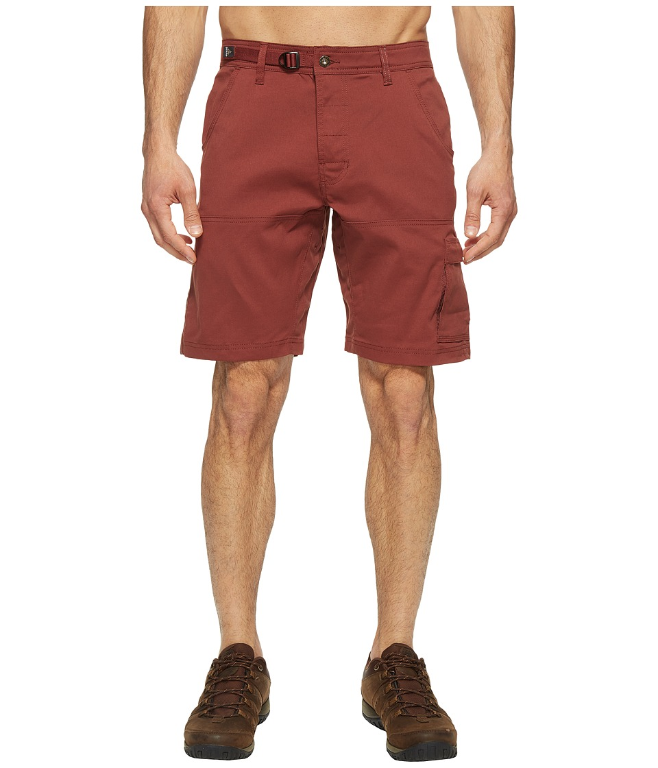 Prana Stretch Zion Short (Raisin) Men