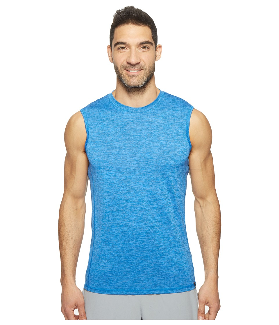 Prana Hardesty Sleeveless (Future Blue) Men