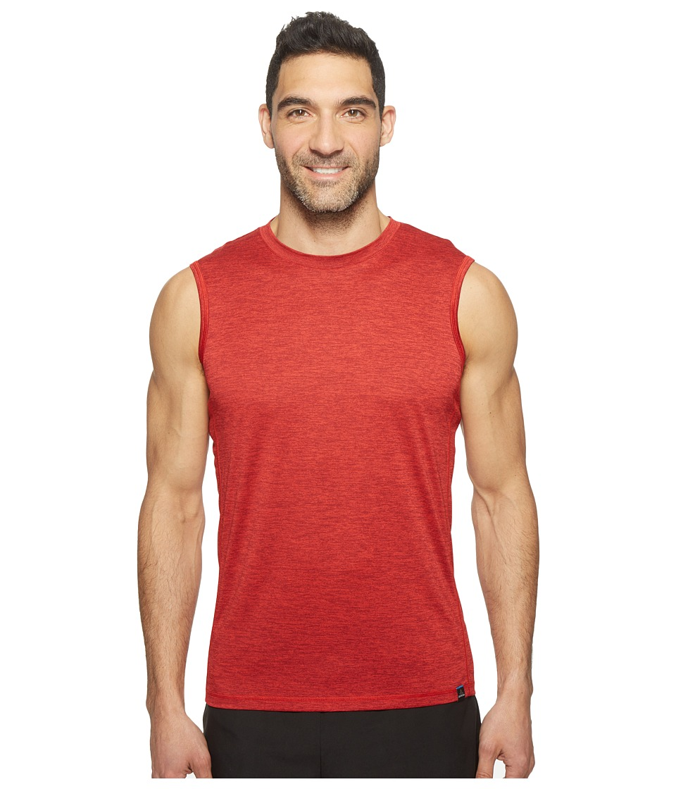 Prana Hardesty Sleeveless (Raisin) Men
