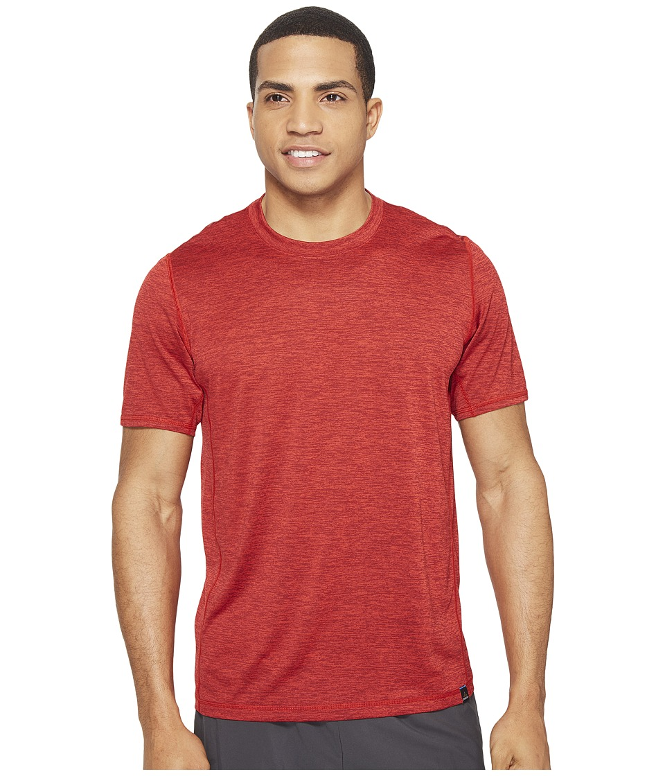 Prana Hardesty T-Shirt (Raisin) Men