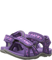 Bogs Kids - Whitefish Dots Sandal (Toddler)