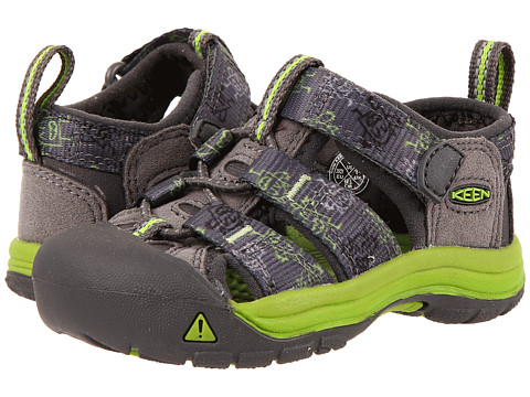 Keen Kids Newport H2 (Toddler) - Gargoyle Monsters