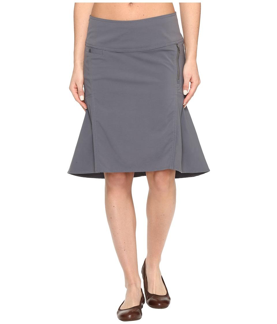 Royal Robbins Discovery Strider Skirt (Stone) Women