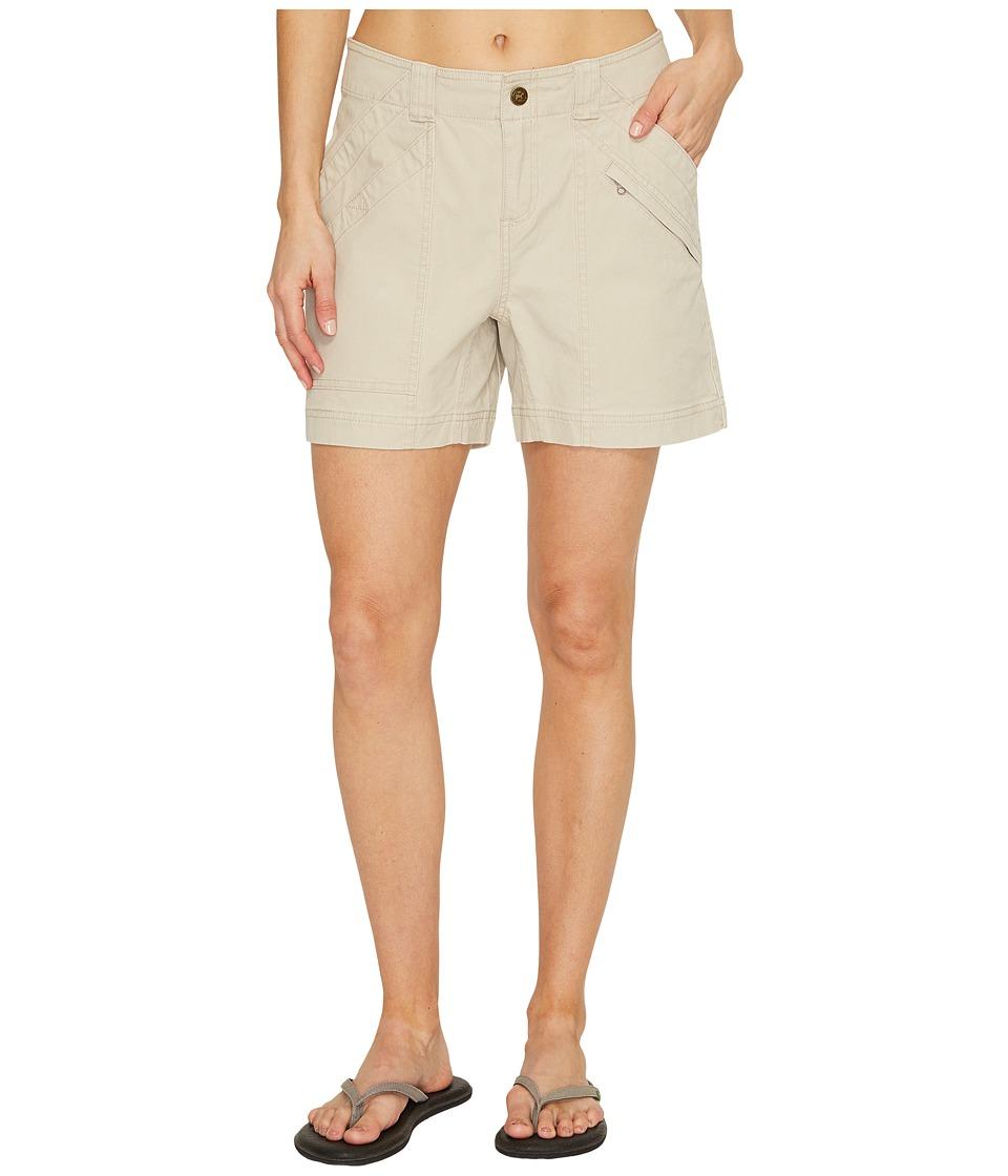 Royal Robbins - Backcountry Billy Goat(r) Canvas Shorts (Sandstone) Womens Shorts