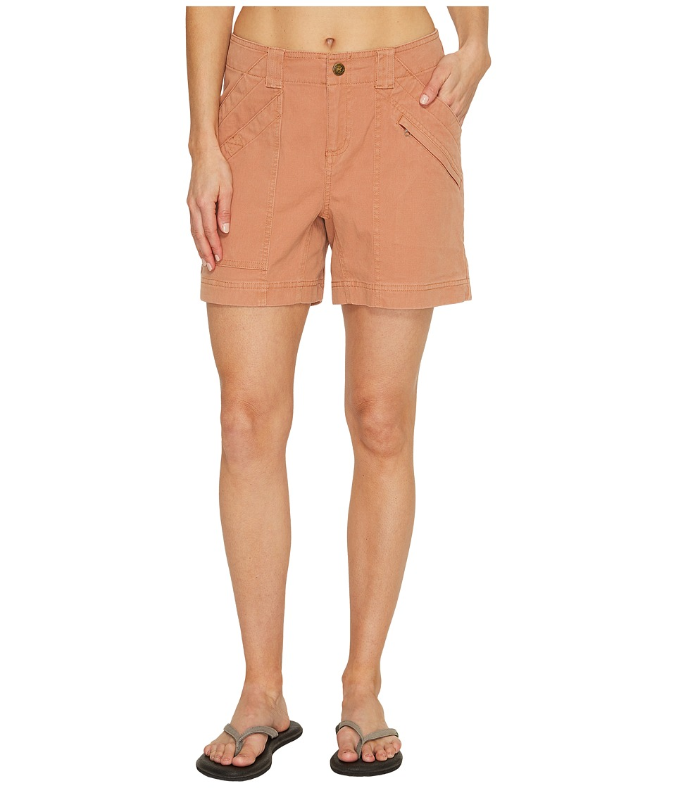 Royal Robbins Royal Robbins - Backcountry Billy Goat Canvas Shorts