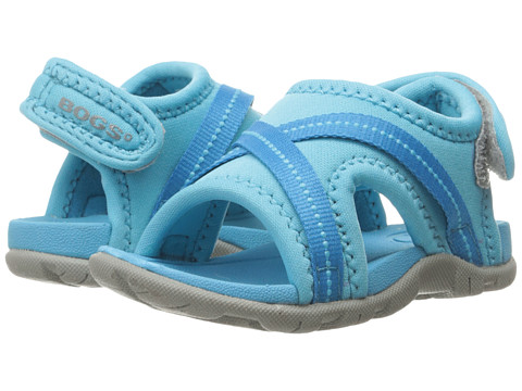 Bogs Kids Bluefish (Toddler) - Light Blue Multi