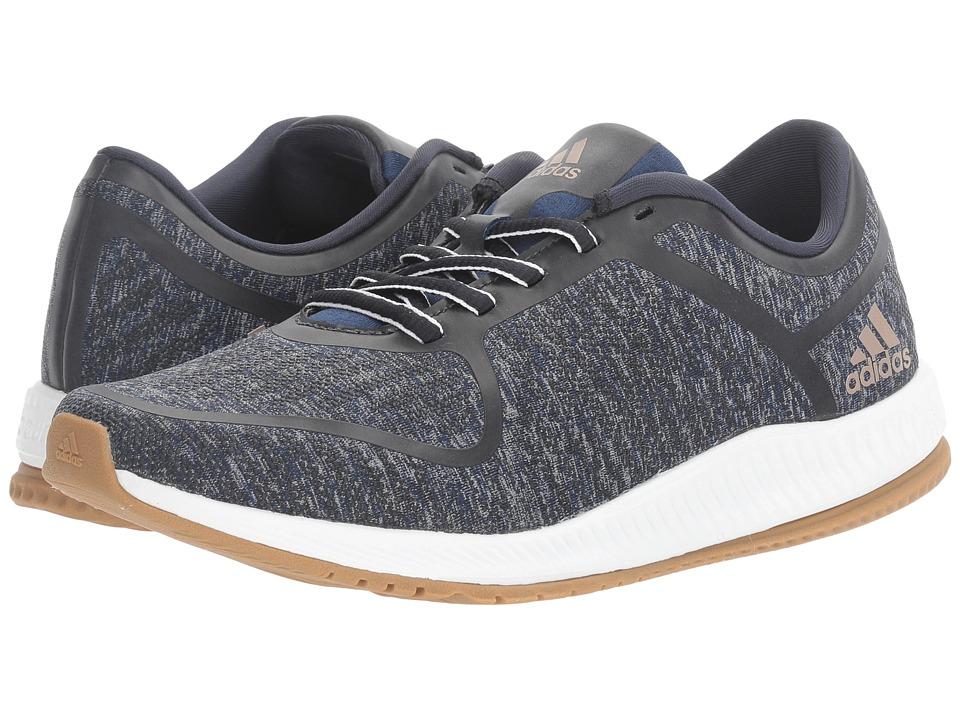 adidas Athletics Bounce (Collegiate Navy/Vapour Grey Metallic/Night Navy) Women
