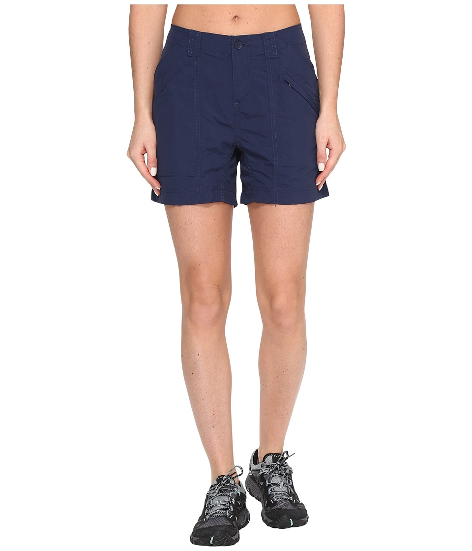 Royal Robbins - Backcountry Short (Deep Blue) Womens Shorts
