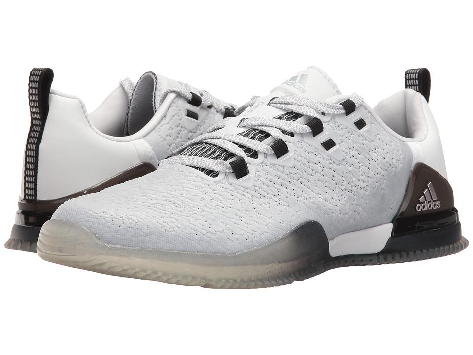 adidas CrazyPower TR (Footwear White/Tech Rust Metallic/Clear Grey) Women
