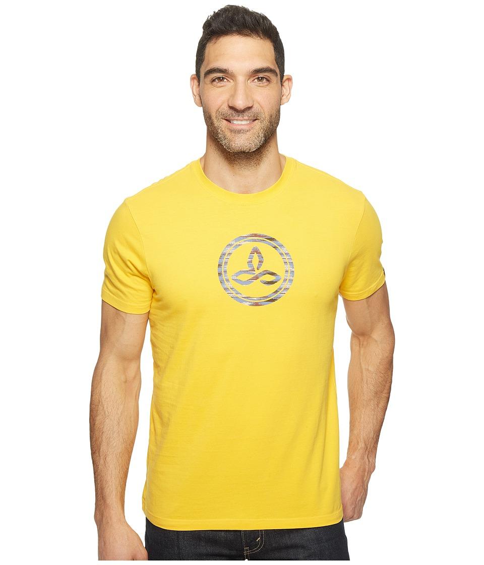 Prana prAna Classic T-Shirt (Amber) Men