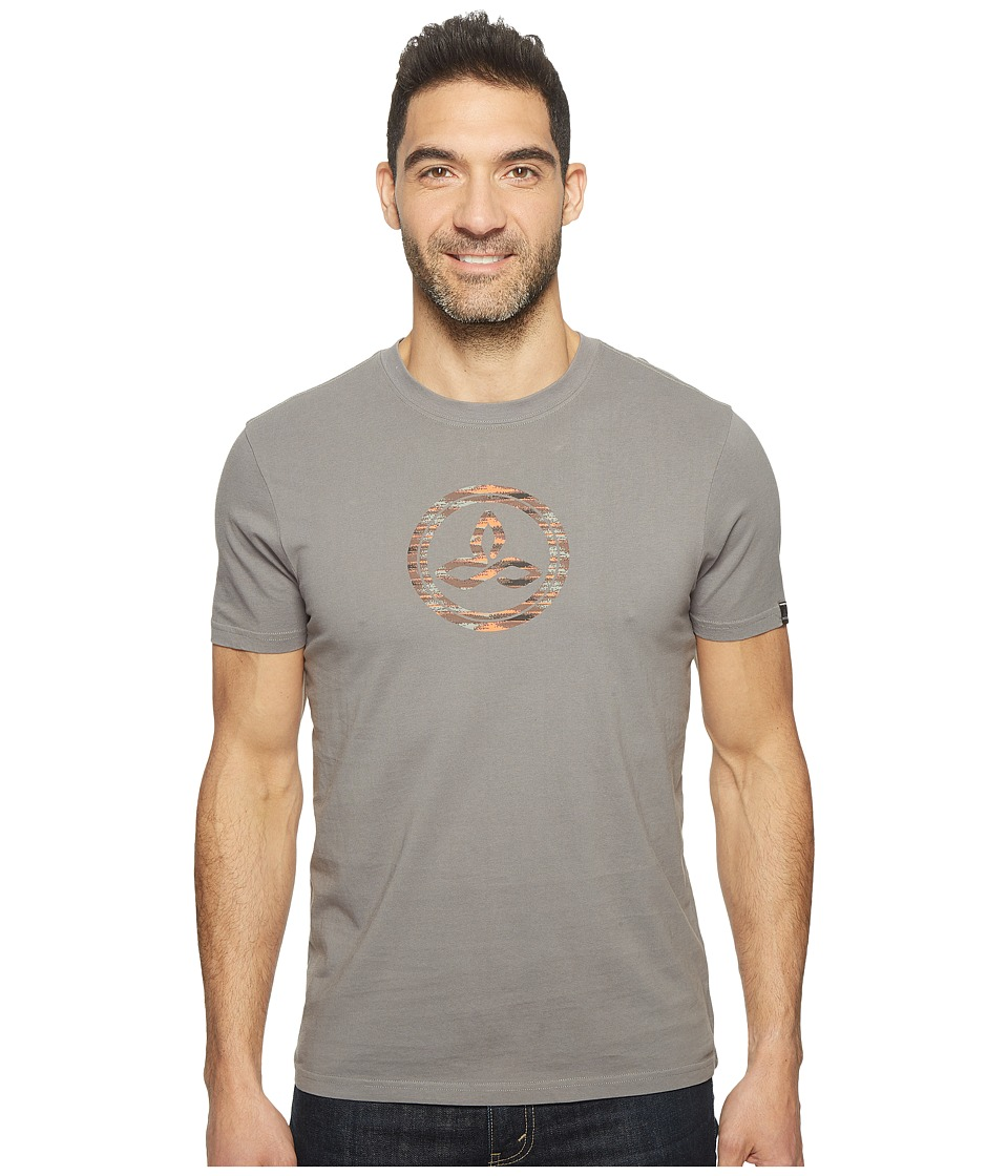 Prana prAna Classic T-Shirt (Gravel) Men