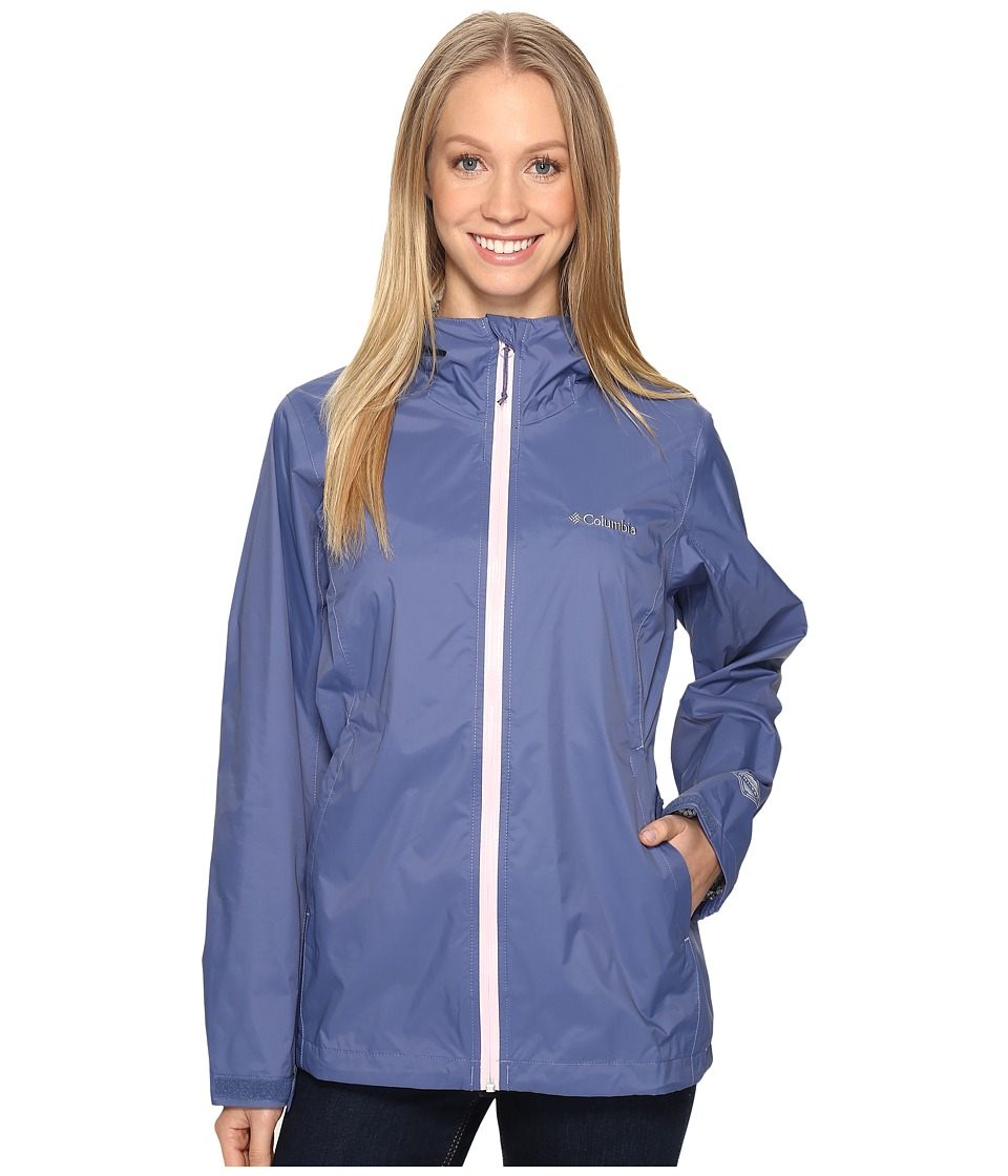 Columbia EvaPOURationtm Jacket (Bluebell) Women