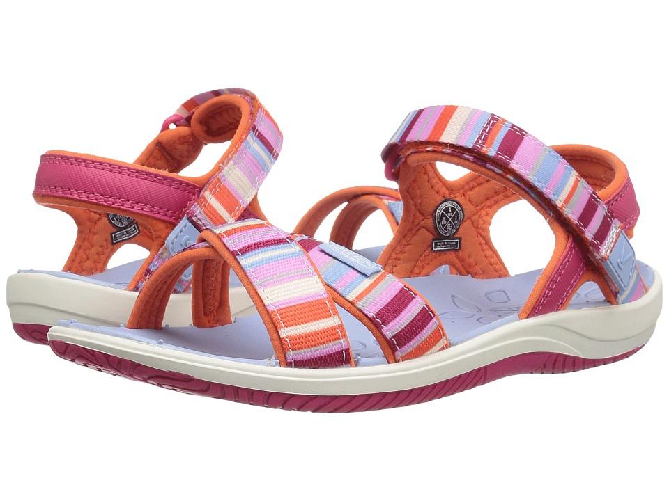 Keen Kids Phoebe (Little Kid/Big Kid) (Bright Rose Raya) Girls Shoes