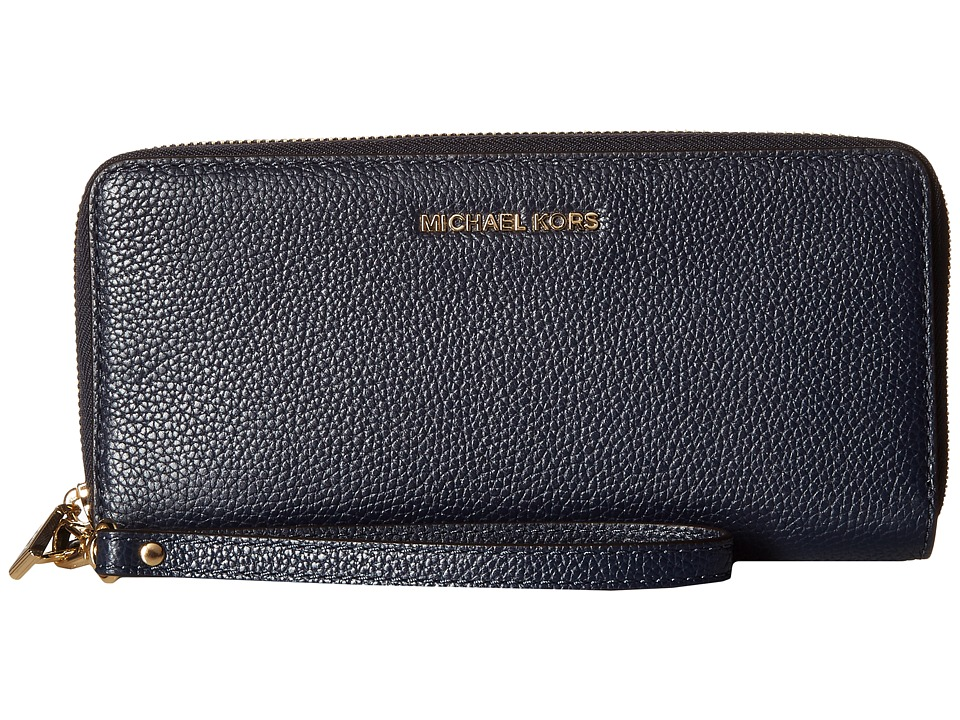 MICHAEL Michael Kors - Mercer Travel Continental (Admiral) Travel Pouch