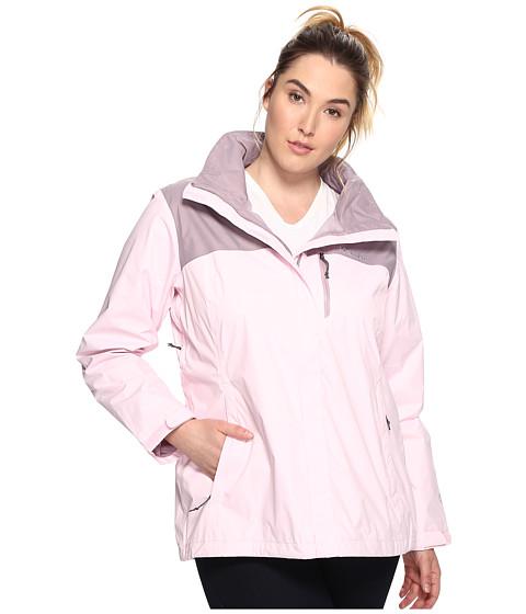 Columbia Plus Size Pouration Jacket