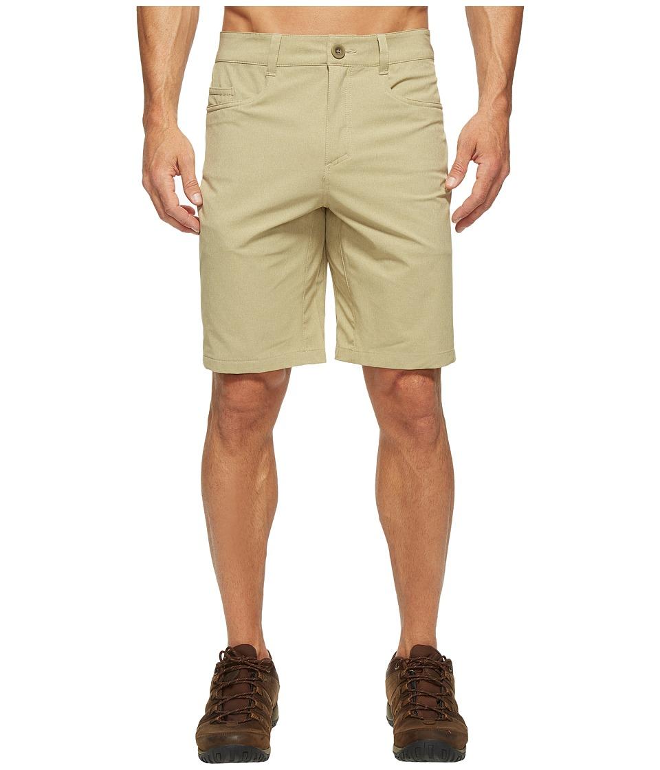 Royal Robbins Coast Shorts (Desert) Men
