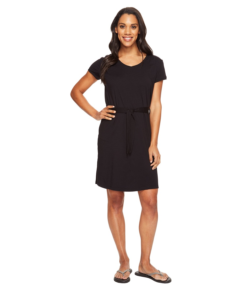 Royal Robbins Merinolux Dress (Jet Black) Women