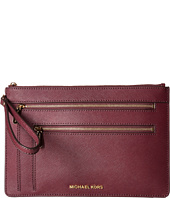 MICHAEL Michael Kors - Jet Set Travel Xl Triple Zip Clutch