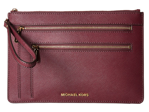 MICHAEL Michael Kors Jet Set Travel Xl Triple Zip Clutch