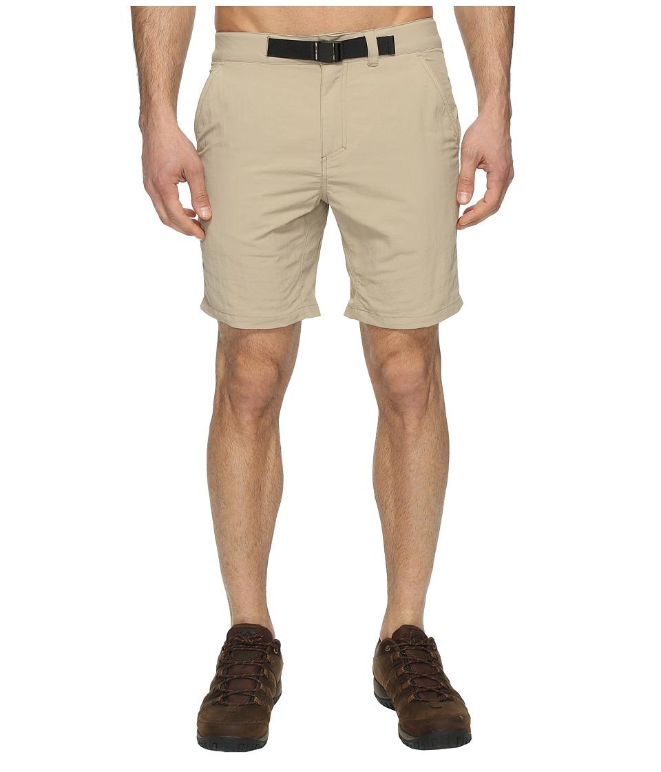 Royal Robbins Rio Grande Shorts (Khaki) Men
