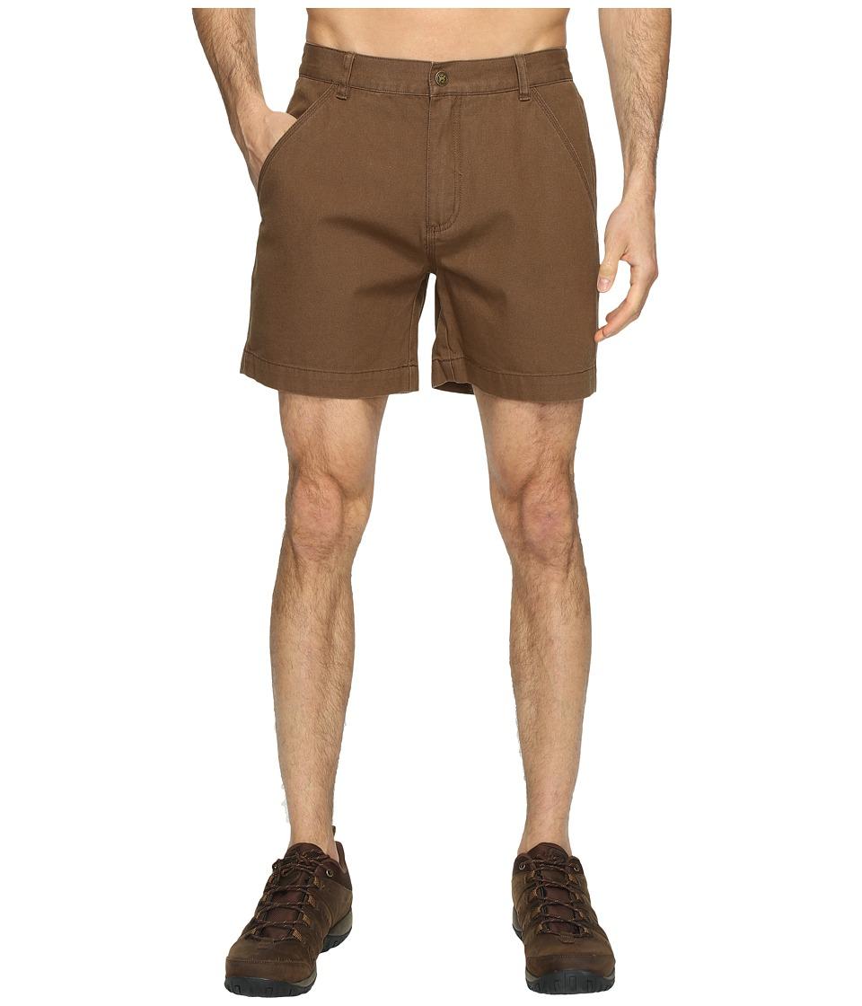 Royal Robbins Billy Goat Shorts (Earth) Men
