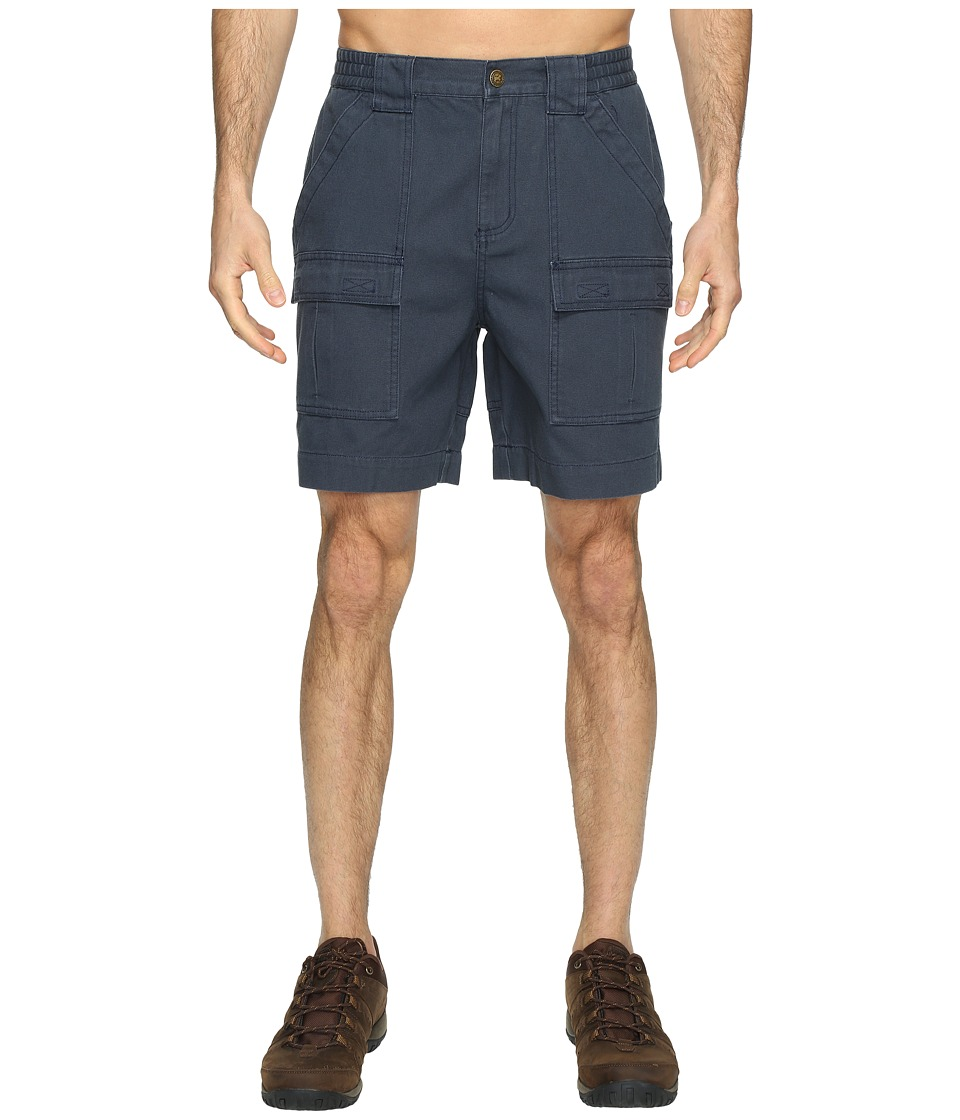 Royal Robbins - Blue Water Short (Navy) Mens Shorts
