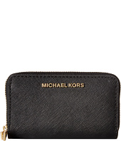 MICHAEL Michael Kors - Jet Set Travel Dbl Za Card Holder