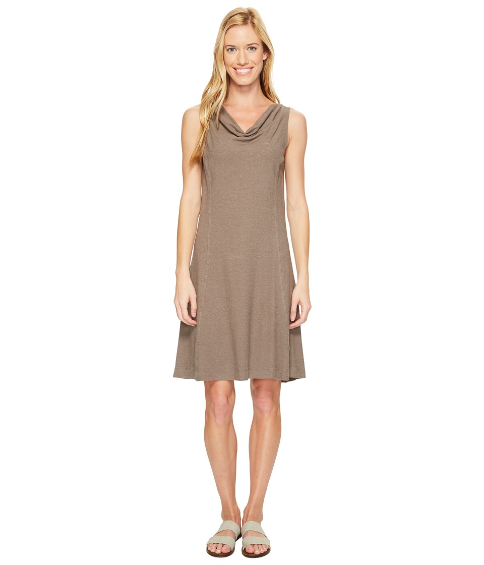 Royal Robbins Flynn Dress (Taupe) Women