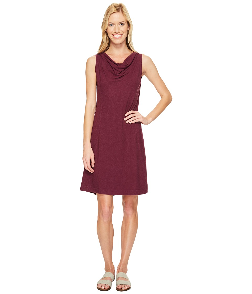 Royal Robbins Flynn Dress (Plum Wine) Women