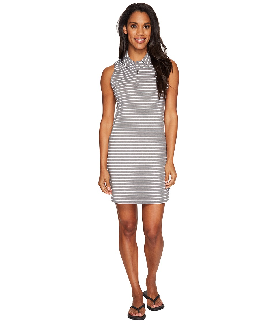 Lole Adisa Dress (White Stripe) Women