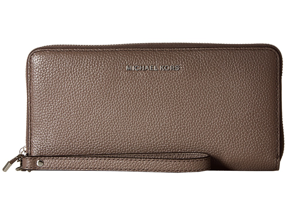 MICHAEL Michael Kors - Mercer Travel Continental (Cinder) Travel Pouch