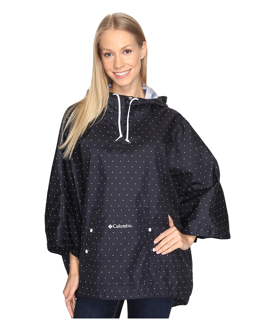 Columbia Flash Forward Anorak (Black Polka Dot) Women