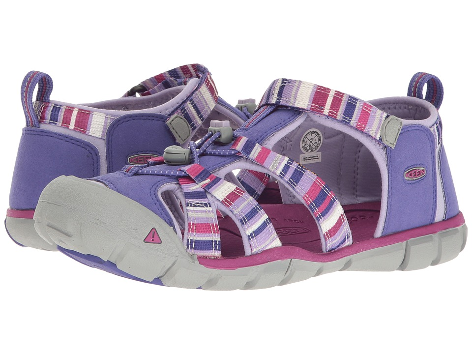 Keen Kids Seacamp II CNX (Little Kid/Big Kid) (Liberty Raya) Girls Shoes
