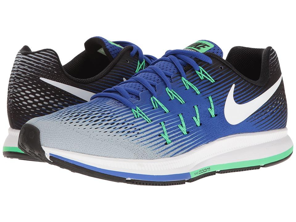 Nike Air Zoom Pegasus 33 (Wolf Grey/White/Cool Grey/Black) Men