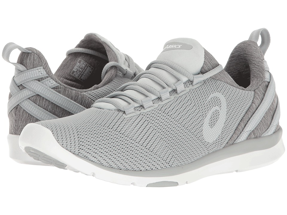 Asics Gel-Fit Sana 3 (Mid Grey/White/Glacier Grey) Women'...