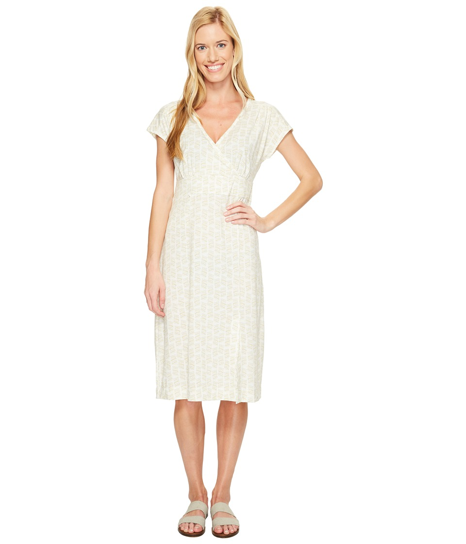 Royal Robbins Essential Tencel Dash Dress (Cr me) Women