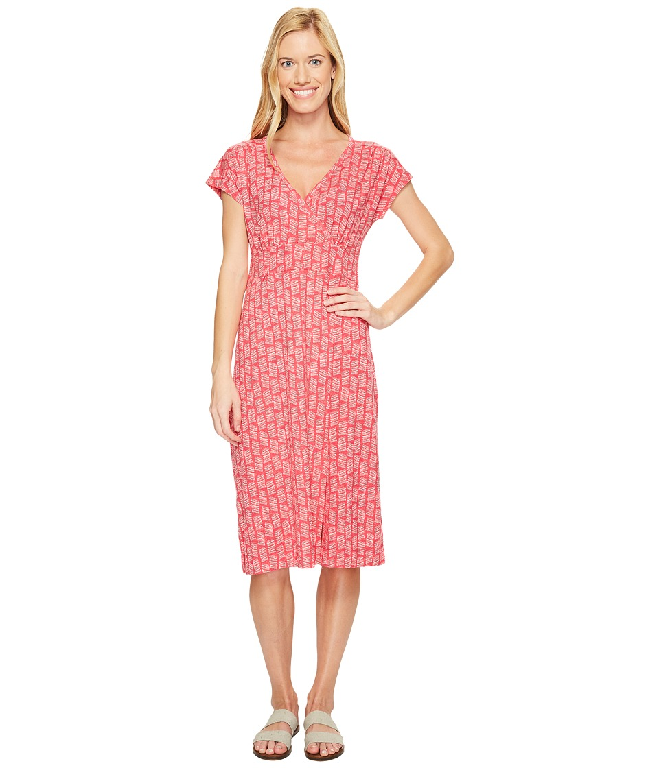 Royal Robbins Essential Tencel Dash Dress (Punch) Women