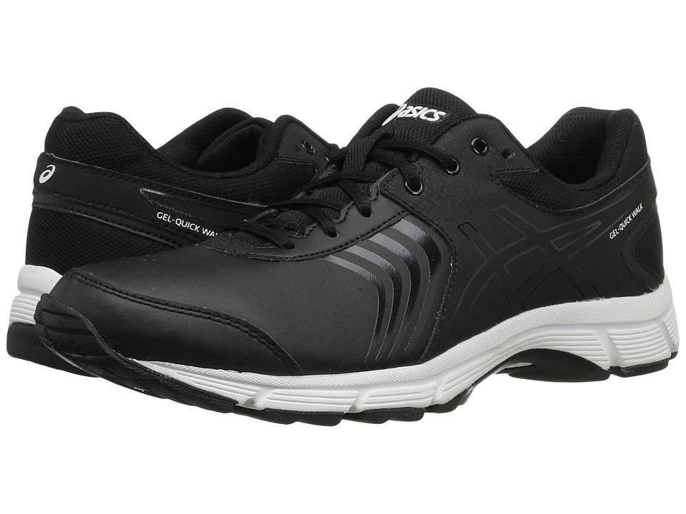 ASICS - Gel-Quickwalk 3 SL (Black/Onyx/White) Womens Cross Training Shoes