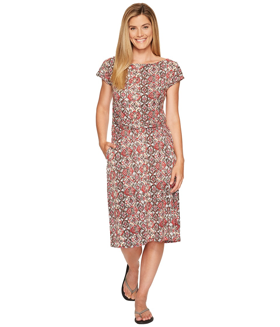 Royal Robbins Noe Sevilla Dress (Flame) Women