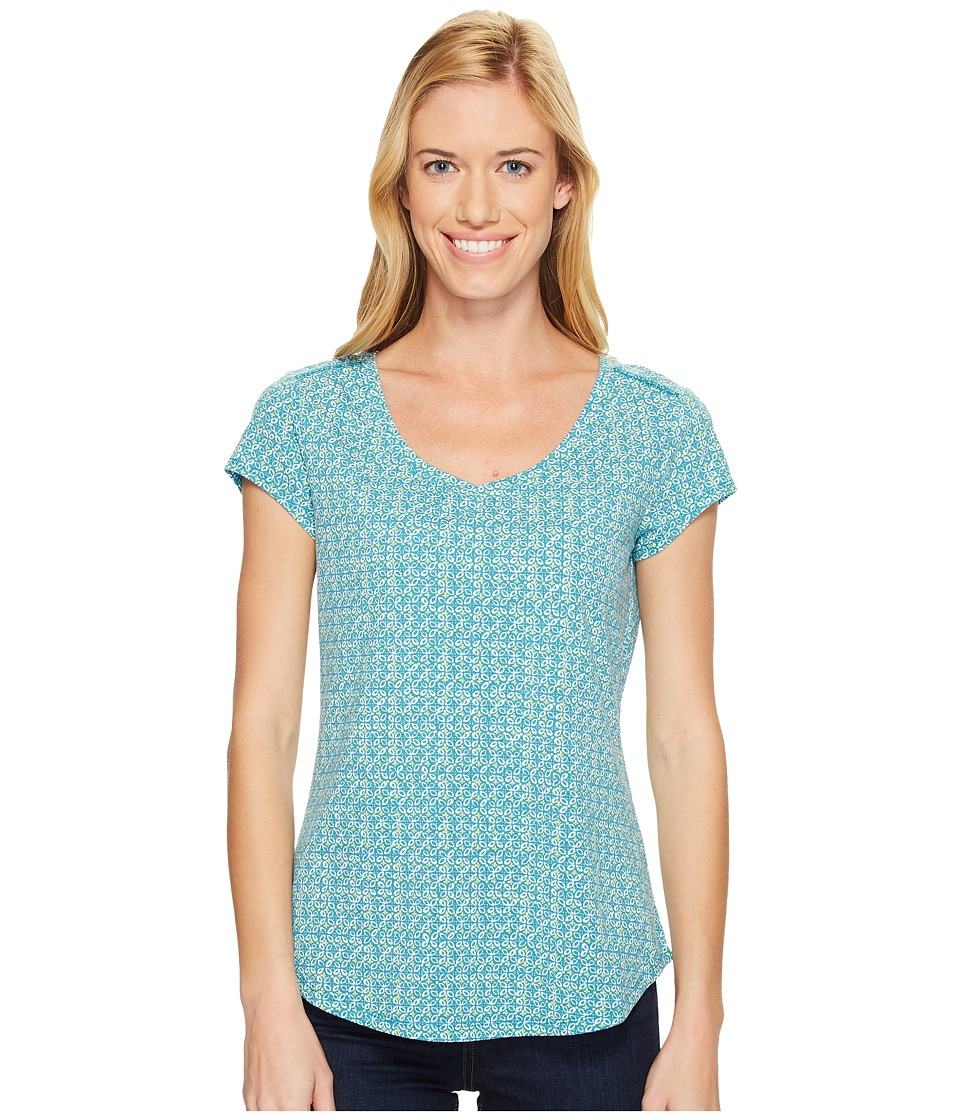 Royal Robbins Royal Robbins - Active Essential Talavera Short Sleeve Top