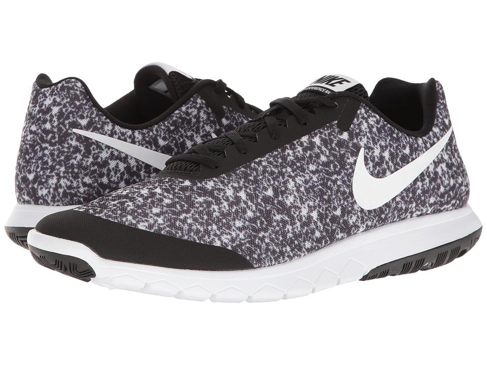 Nike Flex Experience RN 6 Premium (Black/White) Men