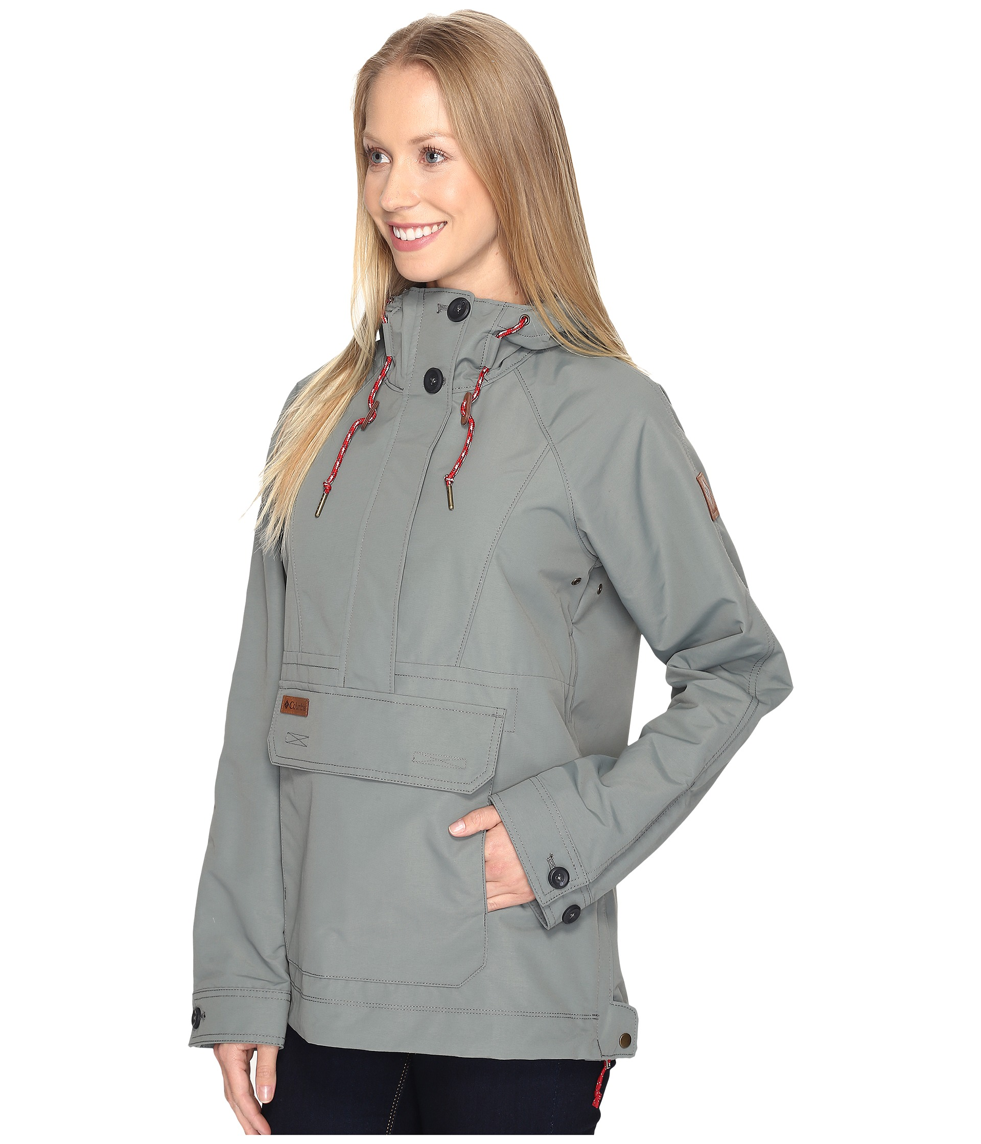 Columbia South Canyon Creek Anorak at Zappos.com
