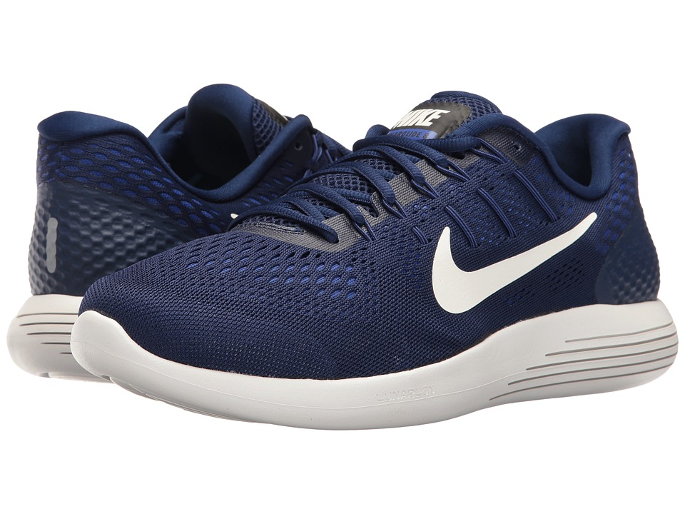 Nike - Lunarglide 8 (Binary Blue/Summit White/Black) Mens Running Shoes