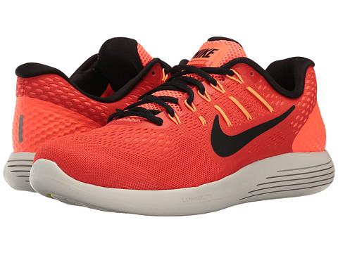 Nike Lunarglide 8 - Max Orange/Black/Hyper Orange