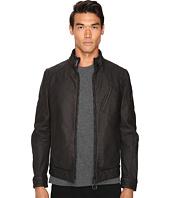 BELSTAFF - H Racer Rubberized Jersey Jacket