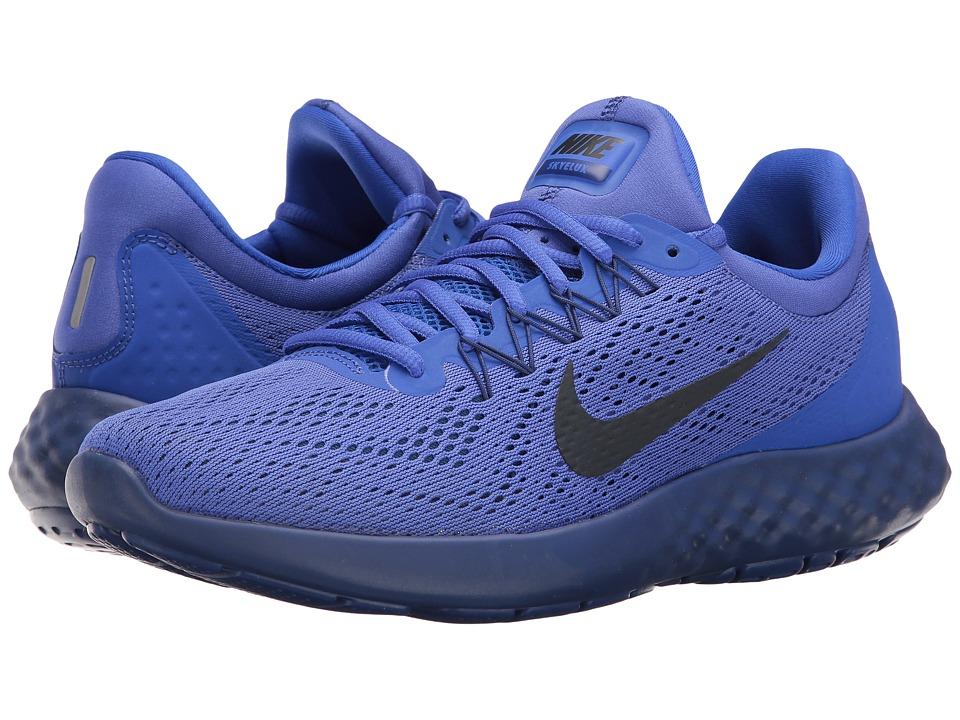 Nike Lunar Skyelux (Paramount Blue/Dark Obsidian) Men